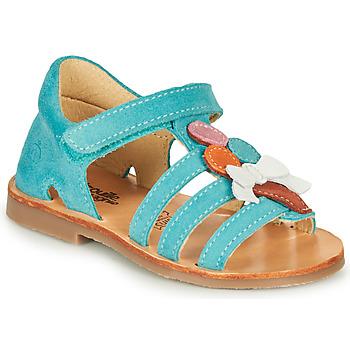 Παπούτσια Κορίτσι Σανδάλια / Πέδιλα Citrouille et Compagnie MIETTE Green