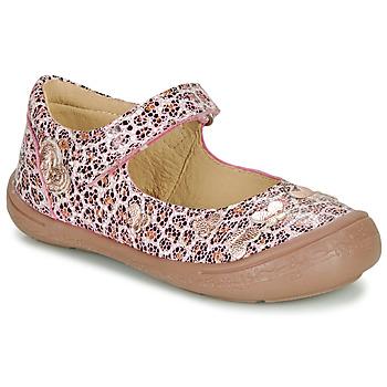 Παπούτσια Κορίτσι Μπαλαρίνες Citrouille et Compagnie JALIPINE Leopard