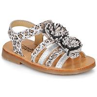 Παπούτσια Κορίτσι Σανδάλια / Πέδιλα Citrouille et Compagnie MALINETTE Leopard