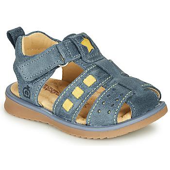 Παπούτσια Αγόρι Σανδάλια / Πέδιλα Citrouille et Compagnie MARINO Marine