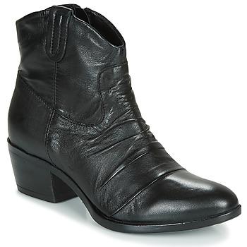 Παπούτσια Γυναίκα Μπότες Mjus DALLAS-DALLY Black