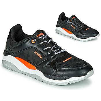 Παπούτσια Άνδρας Χαμηλά Sneakers Redskins MALVINO Black