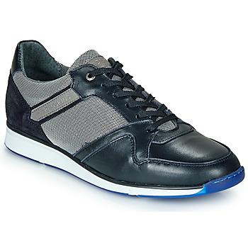 Παπούτσια Άνδρας Χαμηλά Sneakers Redskins CORELAN Marine / Grey