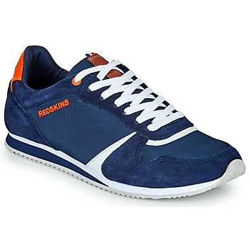 Xαμηλά Sneakers Redskins HASHER ΣΤΕΛΕΧΟΣ: Δέρμα / ύφασμα & ΕΠΕΝΔΥΣΗ: Ύφασμα & ΕΣ. ΣΟΛΑ: Ύφασμα & ΕΞ. ΣΟΛΑ: Καουτσούκ
