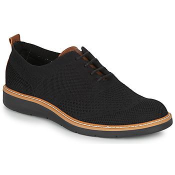 Παπούτσια Άνδρας Derby IgI&CO 5106700 Black