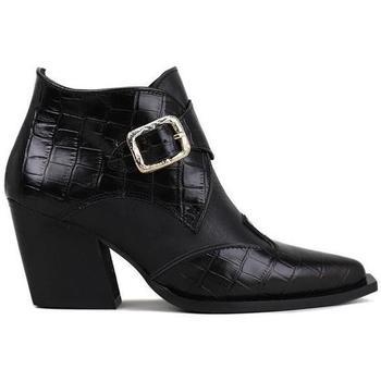 Παπούτσια Γυναίκα Χαμηλές Μπότες Roberto Torretta  Black