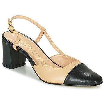 Παπούτσια Γυναίκα Γόβες Jonak DHAPOP Beige / Black