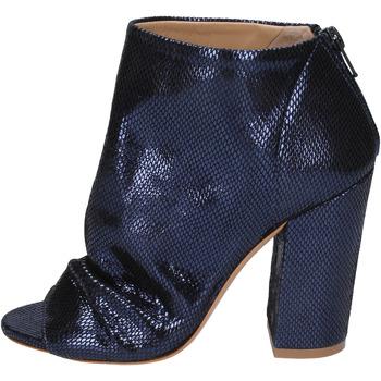 Παπούτσια Γυναίκα Χαμηλές Μπότες Me + By Marc Ellis Μπότες αστραγάλου BP120 Μπλε