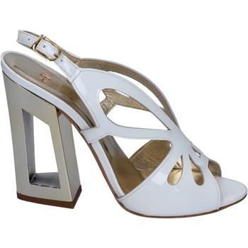 Παπούτσια Γυναίκα Σανδάλια / Πέδιλα Me + By Marc Ellis Σανδάλια BP122 λευκό