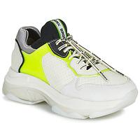 Παπούτσια Γυναίκα Χαμηλά Sneakers Bronx BAISLEY Άσπρο / Yellow