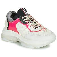 Παπούτσια Γυναίκα Χαμηλά Sneakers Bronx BAISLEY Άσπρο / Ροζ