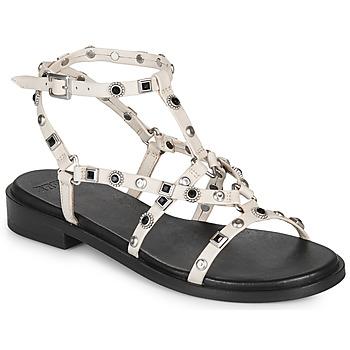 Παπούτσια Γυναίκα Σανδάλια / Πέδιλα Bronx THRILL Άσπρο