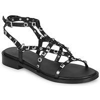 Παπούτσια Γυναίκα Σανδάλια / Πέδιλα Bronx THRILL Black