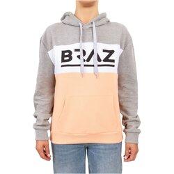 Υφασμάτινα Γυναίκα Φούτερ Braz 120973TSH Grey