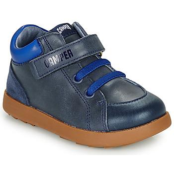Xαμηλά Sneakers Camper Bryn FW ΣΤΕΛΕΧΟΣ: Δέρμα βοοειδούς & ΕΠΕΝΔΥΣΗ: Δέρμα / ύφασμα & ΕΣ. ΣΟΛΑ: Ύφασμα & ΕΞ. ΣΟΛΑ: Καουτσούκ