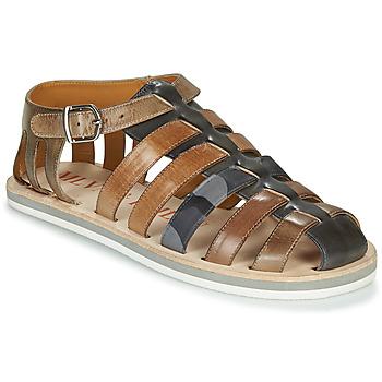 Παπούτσια Άνδρας Σανδάλια / Πέδιλα Melvin & Hamilton SAM-3 Grey