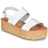 Παπούτσια Γυναίκα Σανδάλια / Πέδιλα Musse & Cloud KILA Άσπρο