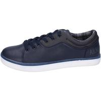Παπούτσια Άνδρας Χαμηλά Sneakers Armata Di Mare sneakers pelle sintetica Blu