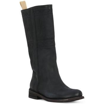 Παπούτσια Γυναίκα Μπότες για την πόλη Felmini BLACK CRONO Nero