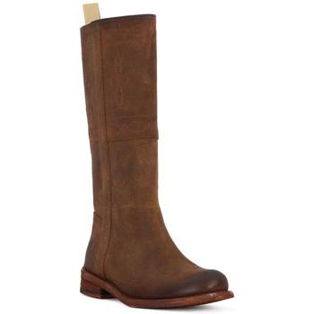 Παπούτσια Γυναίκα Μπότες για την πόλη Felmini CUOIO CRONO Marrone