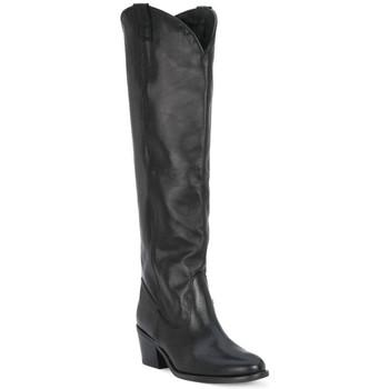 Παπούτσια Γυναίκα Μπότες για την πόλη Priv Lab VITELLO NERO Nero