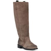 Παπούτσια Γυναίκα Μπότες για την πόλη Frau WAXY VISONE Marrone