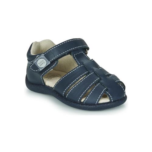 Παπούτσια Αγόρι Σανδάλια / Πέδιλα Gioseppo LUINO Marine