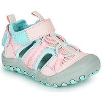 Παπούτσια Κορίτσι Σπορ σανδάλια Gioseppo TONALA Ροζ
