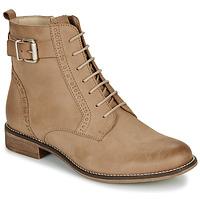 Παπούτσια Γυναίκα Μπότες André CHEPTELA Camel