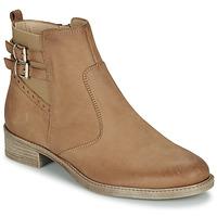 Παπούτσια Γυναίκα Μπότες André CARLIN Camel