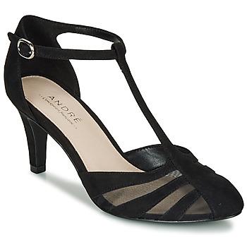 Παπούτσια Γυναίκα Γόβες André FALBALINE Black
