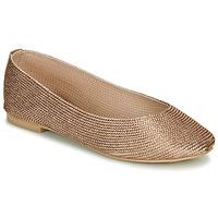 Παπούτσια Γυναίκα Μπαλαρίνες André PAPAYA Gold