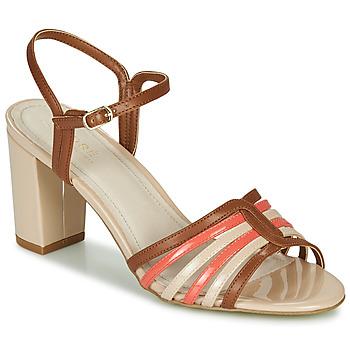 Παπούτσια Γυναίκα Σανδάλια / Πέδιλα André PARISSE Πολύχρωμο