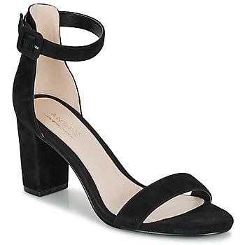 Παπούτσια Γυναίκα Σανδάλια / Πέδιλα André BERTILLE Black