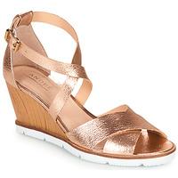 Παπούτσια Γυναίκα Σανδάλια / Πέδιλα André PEONY Gold