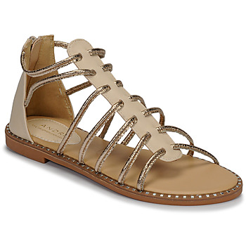Παπούτσια Γυναίκα Σανδάλια / Πέδιλα André PAIGE Ροζ