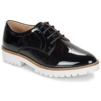 Παπούτσια Γυναίκα Derby André EDDYTH Black / Vernis