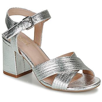 Παπούτσια Γυναίκα Σανδάλια / Πέδιλα André JACYNTH Silver