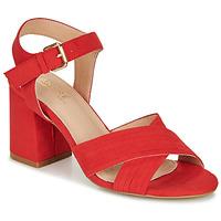 Παπούτσια Γυναίκα Σανδάλια / Πέδιλα André JACYNTH Red