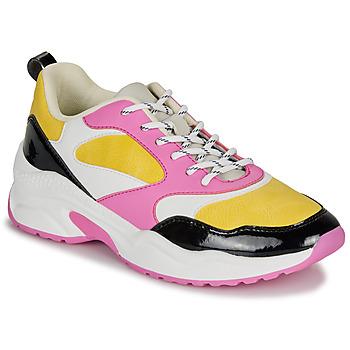 Παπούτσια Γυναίκα Χαμηλά Sneakers André HAVVA Πολύχρωμο