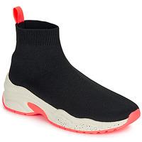 Παπούτσια Γυναίκα Ψηλά Sneakers André HARUNA Black