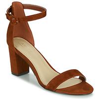 Παπούτσια Γυναίκα Σανδάλια / Πέδιλα André BERTILLE Brown
