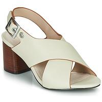 Παπούτσια Γυναίκα Σανδάλια / Πέδιλα André JANNINE Beige