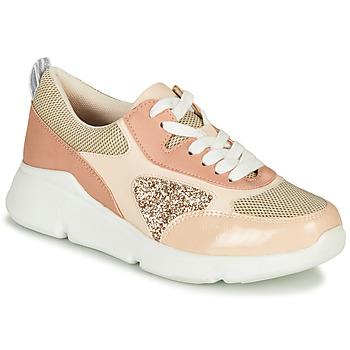 Παπούτσια Γυναίκα Χαμηλά Sneakers André PORTIA Ροζ