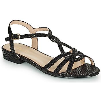 Παπούτσια Γυναίκα Σανδάλια / Πέδιλα André JONETTE Black