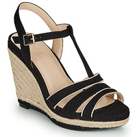 Παπούτσια Γυναίκα Σανδάλια / Πέδιλα André JULY Black