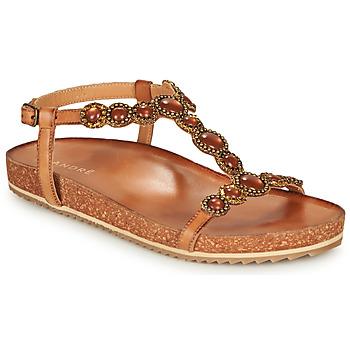 Παπούτσια Γυναίκα Σανδάλια / Πέδιλα André ETHEL Camel