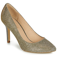 Παπούτσια Γυναίκα Γόβες André JENIF Gold