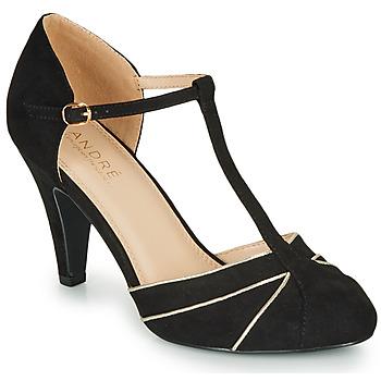 Παπούτσια Γυναίκα Γόβες André JULIETTE Black