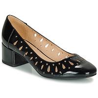 Παπούτσια Γυναίκα Μπαλαρίνες André JOZEFA Black / Vernis